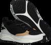Zwarte WODEN Lage sneakers MALOU CORK  - small