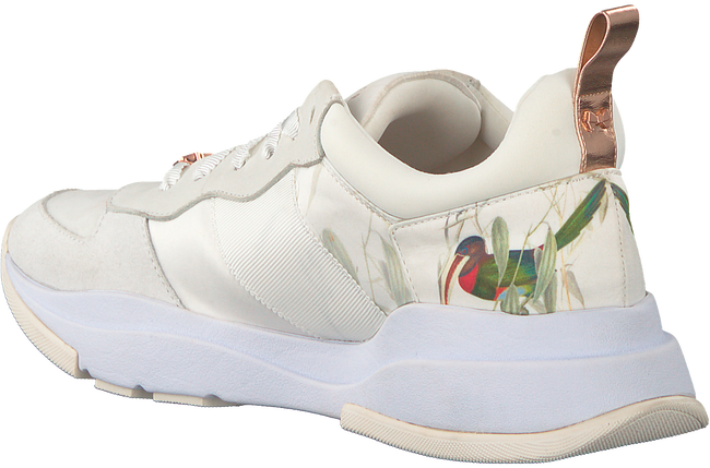 Witte TED BAKER Sneakers WAVERDI  - large
