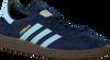 Blauwe ADIDAS Sneakers HANDBALL SPEZIAL  - small