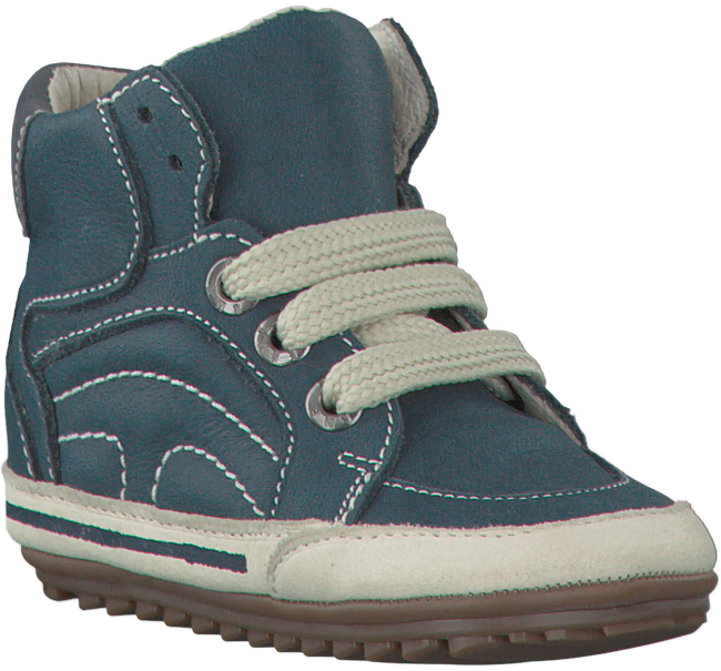 Blauwe SHOESME Babyschoenen BP6W029  - large