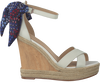 Witte TOMMY HILFIGER Espadrilles BEATRICE 9C  - small