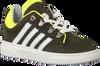 Groene PINOCCHIO Lage sneakers P1327  - small