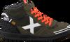 Groene MUNICH Sneaker 1574913 - small