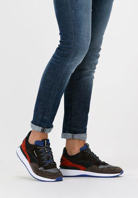 Bruine FLORIS VAN BOMMEL Lage sneakers 16478  - large