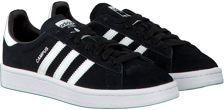 Zwarte ADIDAS Sneakers CAMPUS J Omoda.nl