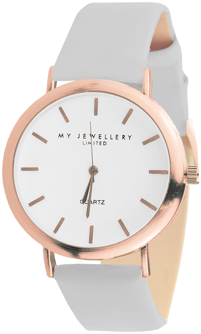 Grijze MY JEWELLERY Horloge MY JEWELLERY LIMITED WATCH - large