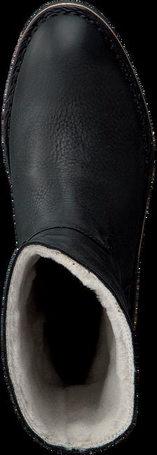 Zwarte SHABBIES Enkelboots 181020294 SHS0787 - large