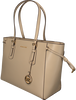 Beige MICHAEL KORS Shopper MD MF TZ TOTE - small