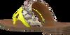 Beige GUESS Slippers GENERA  - small