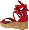 Rode OMODA Sandalen 722007  - small