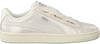 Witte PUMA Sneakers BASKET HEART NS DAMES  - small