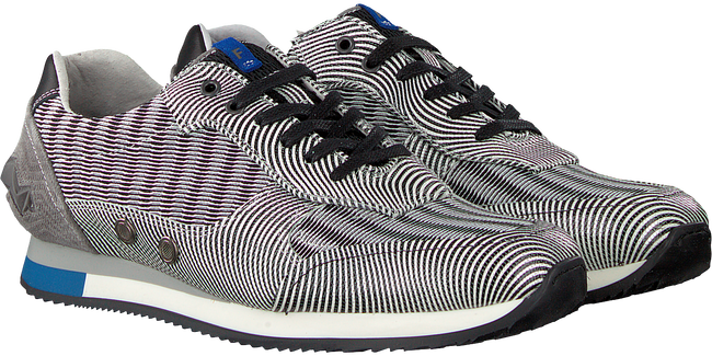 Zwarte FLORIS VAN BOMMEL Sneakers 16223  - large