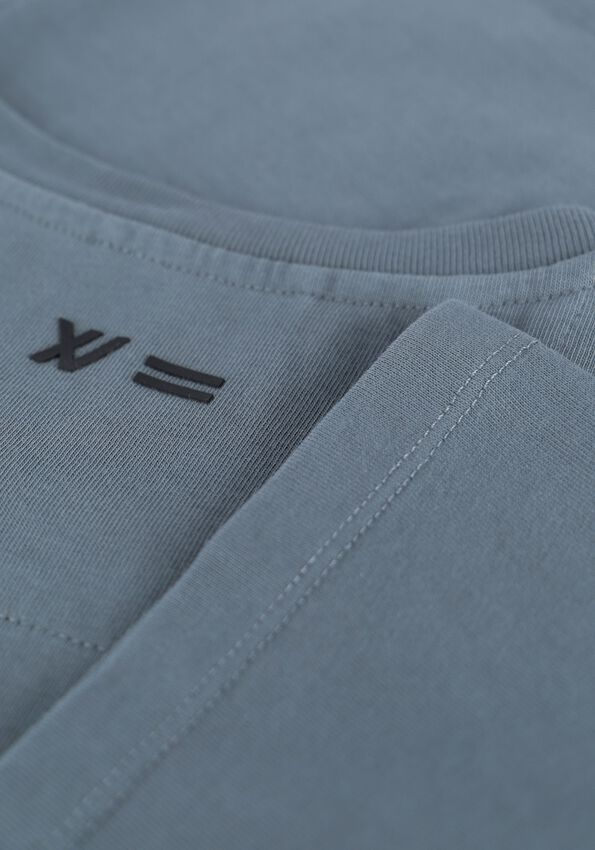 Grijze PME LEGEND T-shirt SHORT SLEEVE R-NECK SLICK HEAV - larger