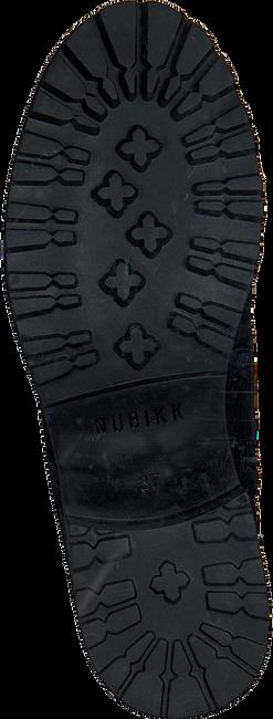 Zwarte NUBIKK Veterboots DJUNA CONE - large