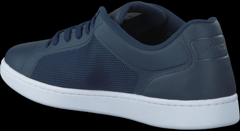 Lacoste Endliner Sneakers Omoda Blauwe nl 08nmwN