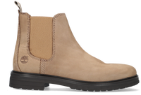 Taupe TIMBERLAND Chelsea boots HANNOVER HILL  - medium