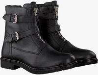 Zwarte APPLES & PEARS Biker boots GIACINTA  - medium