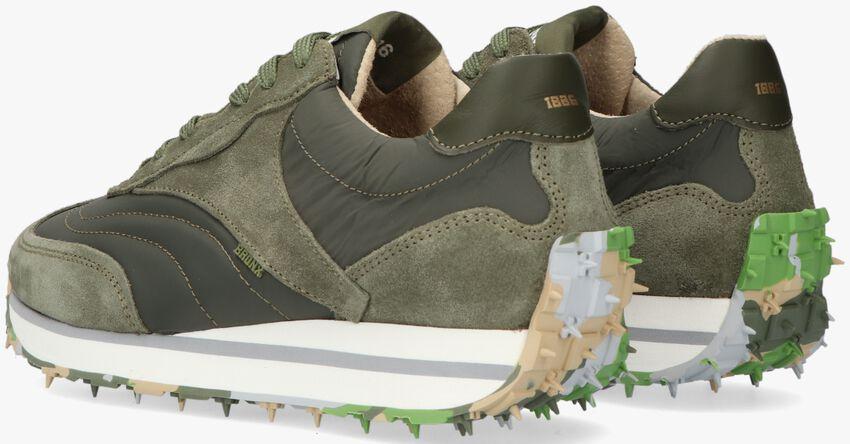 Groene BRONX Lage sneakers MA-TRIXX 66373  - larger