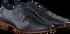 Blauwe REHAB Nette schoenen GREG SNAKE FANTASY  - small