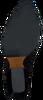Zwarte NOTRE-V Enkellaarsjes B4341  - small