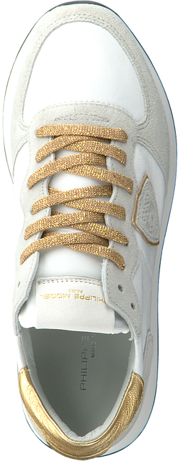 Beige PHILIPPE MODEL Lage sneakers TRPX L D  - large