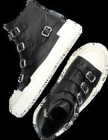 Zwarte ASH Enkelboots GANG  - medium