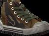 Groene RED-RAG Sneakers 13241 - small