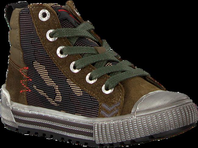 Groene RED-RAG Sneakers 13241 - large