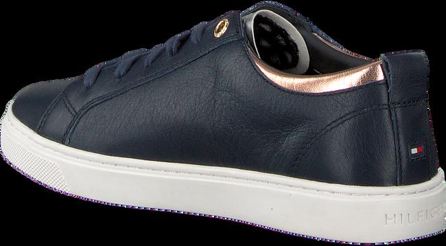 Blauwe TOMMY HILFIGER Sneakers CITY SNEAKER METALLIC - large