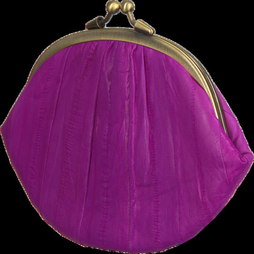 Roze BECKSONDERGAARD Portemonnee GRANNY RAINBOW - larger