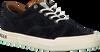 Blauwe TOMMY HILFIGER Sneakers HERITAGE SUEDE SNEAKER  - small