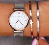 Zilveren MY JEWELLERY Horloge MEDIUM BICOLOR WATCH - small