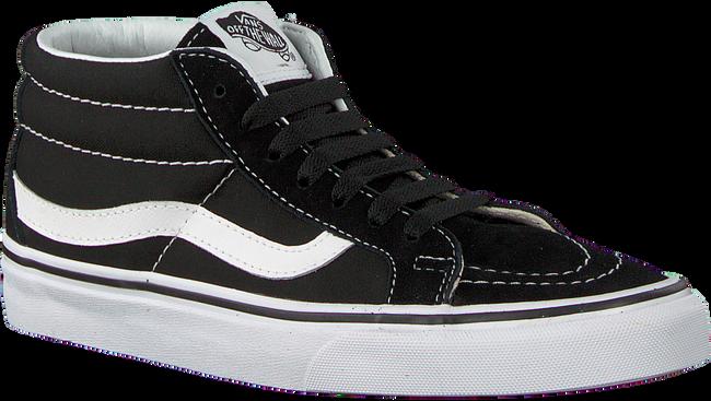 Zwarte VANS Sneakers SK8 MID REISSUE - large
