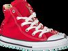 Rode CONVERSE Sneakers CTAS HI KIDS  - small