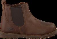 Bruine UGG Chelsea boots CALLUM - medium