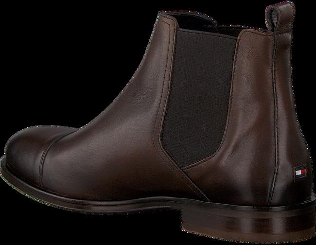 Cognac TOMMY HILFIGER Chelsea boots DRESS CASUAL TOECAP  - large