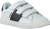 Witte VINGINO Sneakers SOHO VELCRO  - small