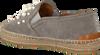 Grijze VIA VAI Espadrilles 5003073  - small