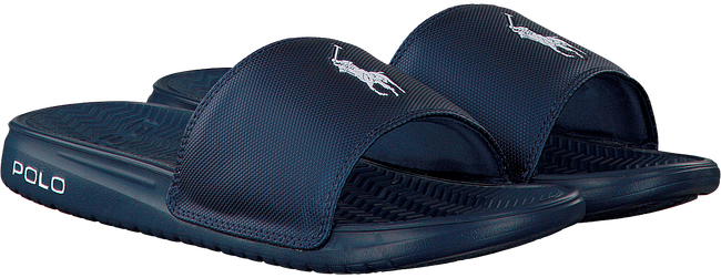 Blauwe POLO RALPH LAUREN Slippers RODWELL - large