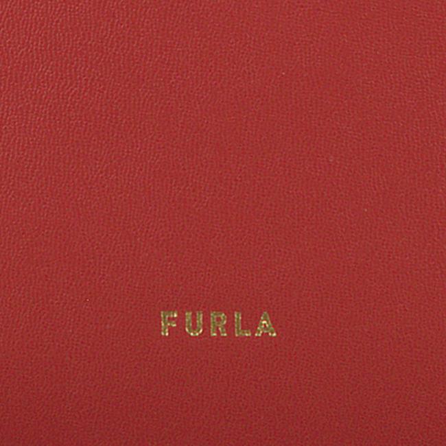 Rode FURLA Schoudertas BLOCK MINI CROSSBODY  - large
