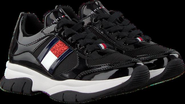 Zwarte TOMMY HILFIGER Lage sneakers 30818  - large