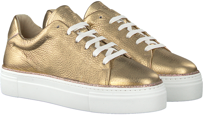 Gouden ROBERTO D'ANGELO Lage sneakers FERMO  - large
