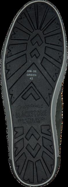 Groene BLACKSTONE Enkelboots GM06  - large