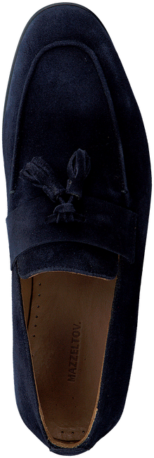 Blauwe MAZZELTOV Loafers 5134  - large