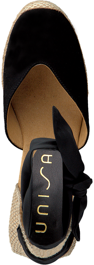 Zwarte UNISA Espadrilles CHUFY  - larger