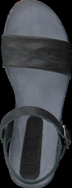 Zwarte RED RAG Sandalen 19136  - large