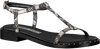 Zwarte BRONX Sandalen THRILL  - small