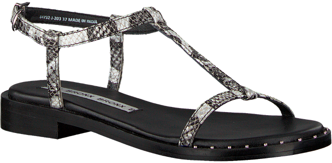 Zwarte BRONX Sandalen THRILL  - large
