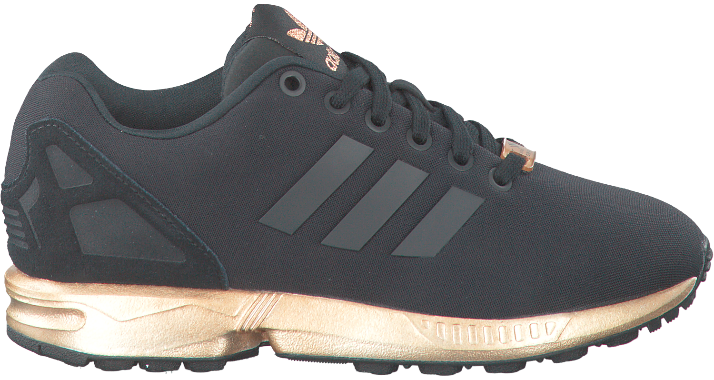 Zwarte ADIDAS Sneakers ZX FLUX DAMES | Omoda