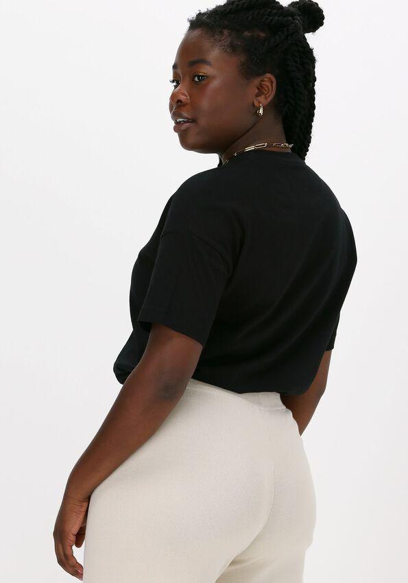 Zwarte LYLE & SCOTT T-shirt OVERSIZED T-SHIRT  - larger